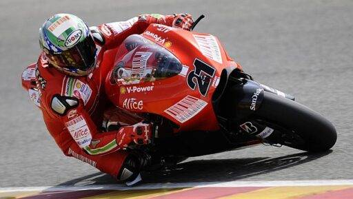 Bayliss Faltan MotoGP