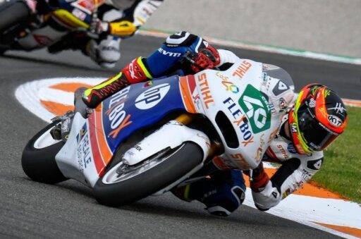 Augusto Fernandez MotoGP Faltan