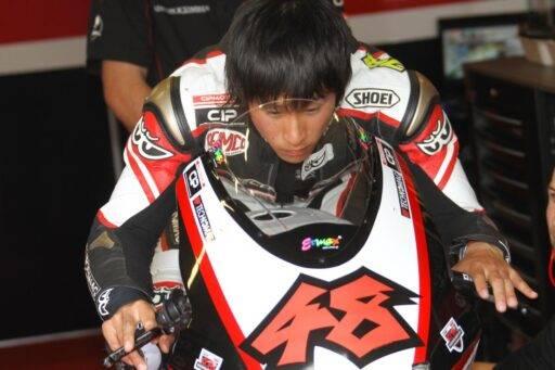 Faltan MotoGP Tomizawa