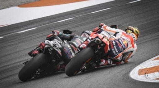 Márquez Rossi MotoGP