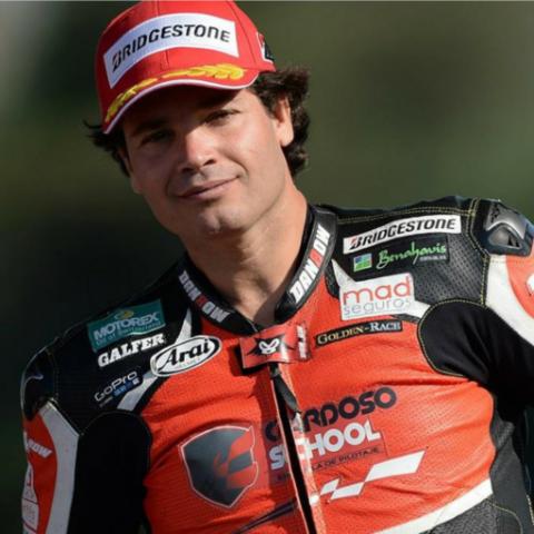 José Luis Cardoso Márquez Dovizioso Checa Sete MotoGP Aprilia