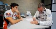 Marc Márquez avanza en su recuperación
