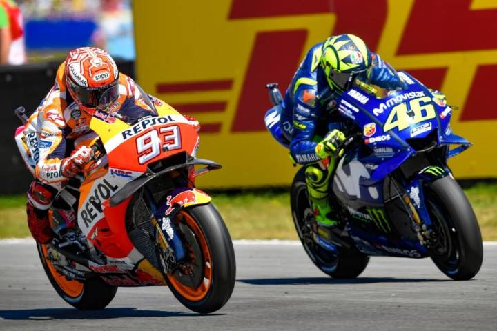 MotoGP, rossi, marquez