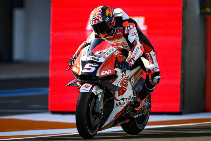 Johann Zarco Reale Avintia Ducati MotoGP KTM Honda