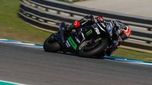 WorldSBK Jerez Test Bautista Rea