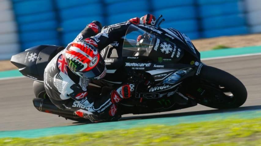 Jonathan Rea WorldSBK Superbikes