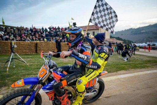 Luca Marini Rossi Moto2 MotoGP Yamaha Viñales Quartararo