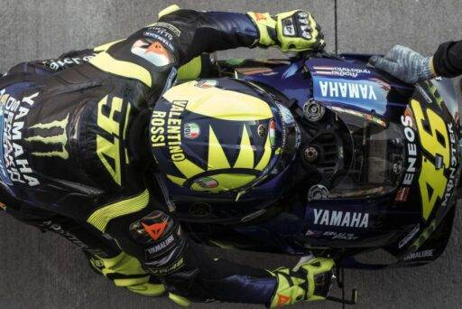 Valentino Rossi Andrea Pellegrini MotoGP Yamaha M1 Brembo