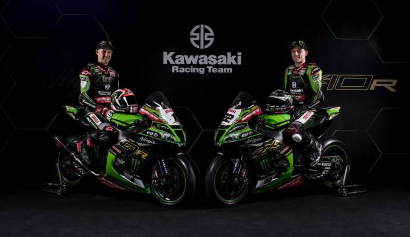 Eva Blánquez KRT Kawasaki WorldSBK Superbikes