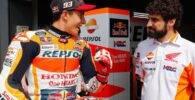 Santi Hernández Marc Márquez Honda jefe técnico MotoGP