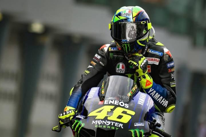 Rossi Lucchinelli MotoGP