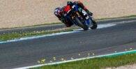 Test Jerez Moto2 Moto3 Marco Bezzecchi