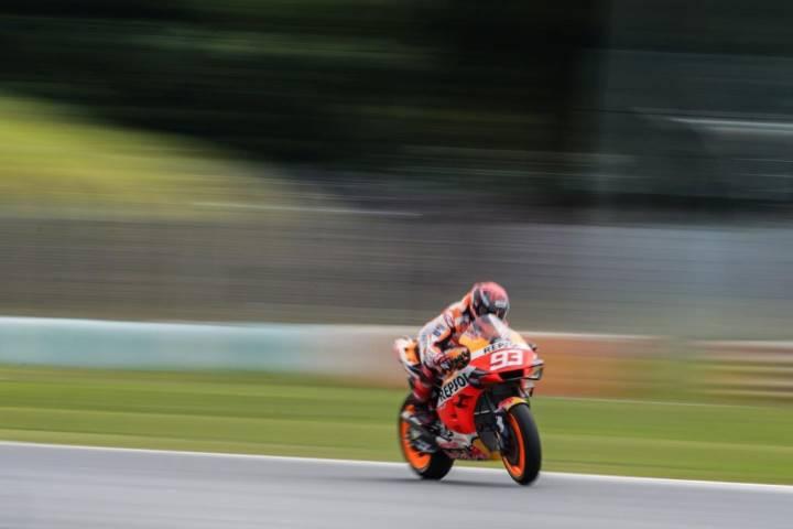 MotoGP Honda Marc Márquez Emilio Alzamora