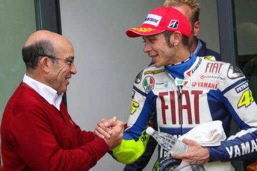 Carmelo Ezpeleta Rossi Márquez MotoGP Andrea Iannone Yamaha Honda Aprilia
