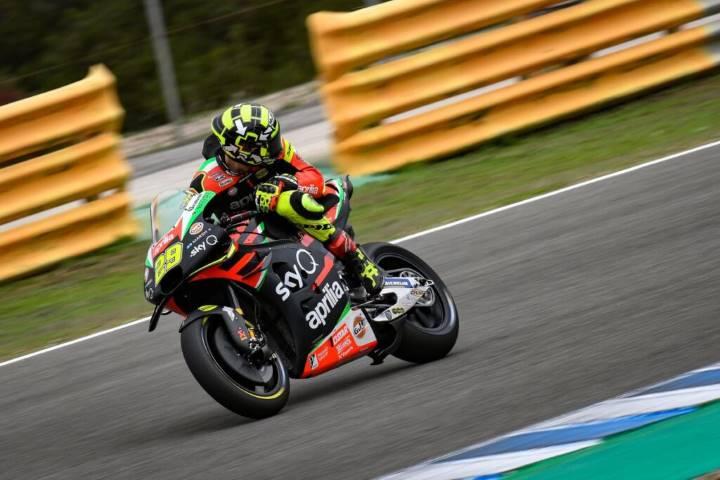 Carmelo Ezpeleta MotoGP Andrea Iannone Valentino Rossi Marc Márquez