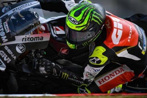 Cal Crutchlow LCR Honda MotoGP HRC