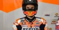 Marc Márquez HRC MotoGP