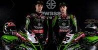 Kawasaki Racing Team KRT WorldSBK Jonathan Rea Alex Lowes