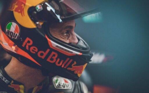 Pol Espargaró Jenny Anderson KTM MotoGP telemetría