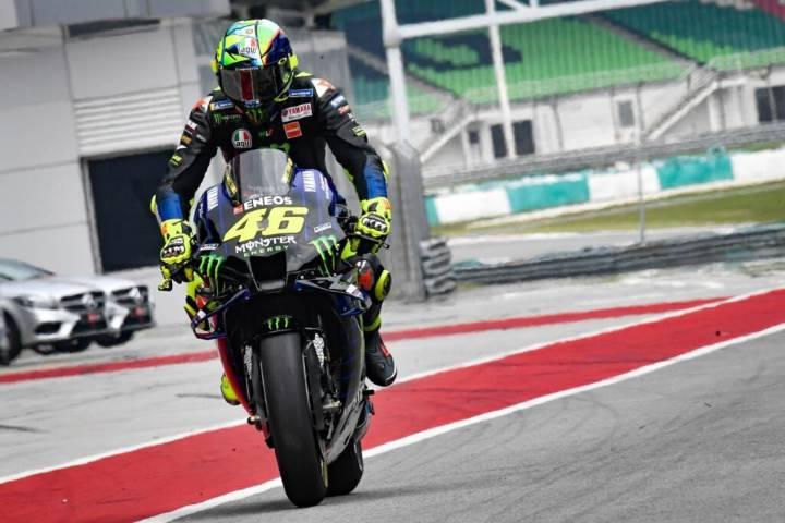 Carmelo Ezpeleta MotoGP Yamaha Honda Iannone Rossi Márquez