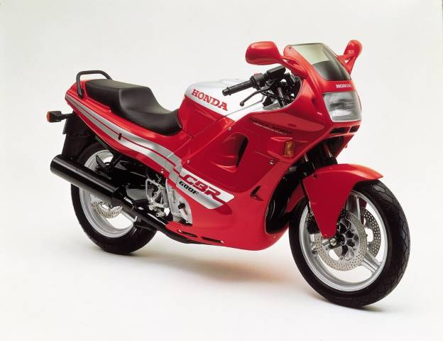 CBR 600F 1987