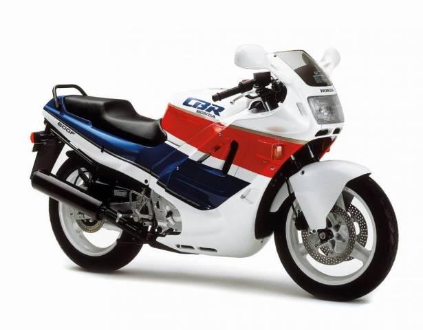 CBR 600F 1990