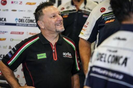 Gresini MotoGP coronavirus