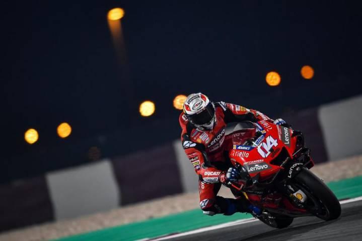 Gigi Dall'Igna Ducati MotoGP Qatar