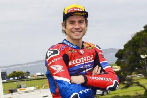 Álvaro Bautista HRC WorldSBK Superbikes