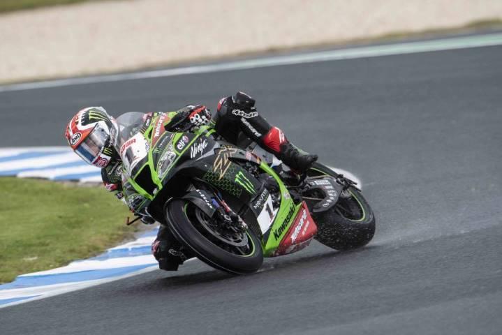 Jonathan Rea Kawasaki Racing Team WorldSBK Superbikes MotoGP