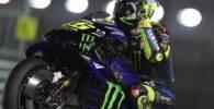 Valentino Rossi Dainese Yamaha MotoGP