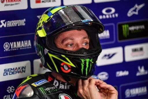 Valentino Rossi Gianola MotoGP