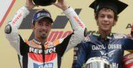 """Biaggi: """"Junto a Rossi dimos a la gente una gran rivalidad"""""""