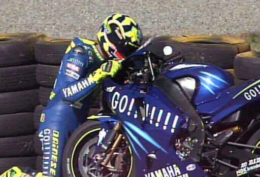Rossi Welkom 2004
