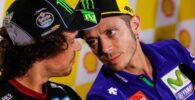 """Morbidelli: """"Rossi es una leyenda"""""""
