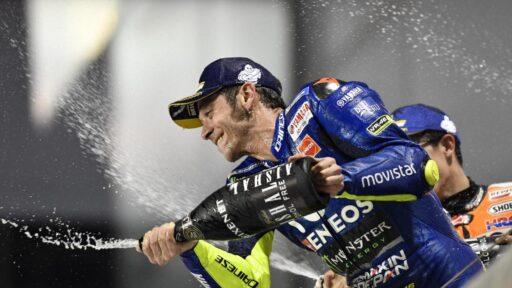Rossi Yamaha 2021