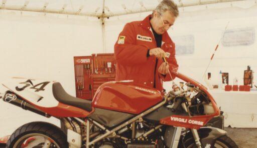 Ducati 916 Tamburini