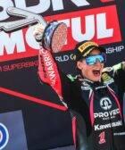 Ana Carrasco WorldSSP300 WorldSBK Supersport 300 Superbikes Kawasaki Provec Racing
