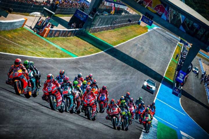 MotoGP Calendario Dorna 2020