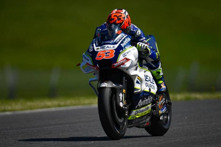 Rabat Márquez Zarco Avintia Ducati MotoGP