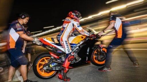 Santi Hernández MotoGP Honda