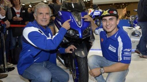 Jorge Lorenzo Agostini MotoGP
