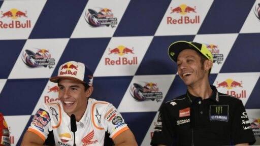 Fiorani Rossi Márquez Hayden Rea MotoGP SBK