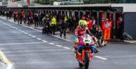 Álvaro Bautista SBK Honda HRC Superbikes