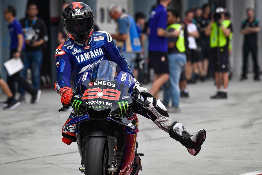 Yamaha ya piensa en la renovación de Lorenzo