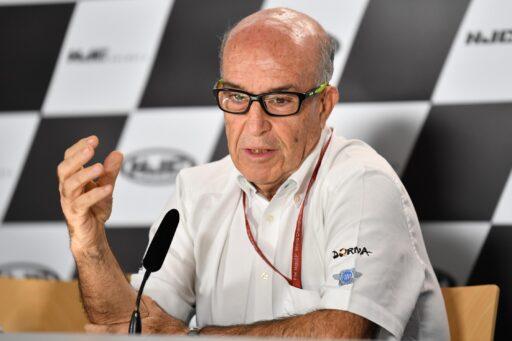 "Ezpeleta: MotoGP tendrá un máximo de 16 carreras"""