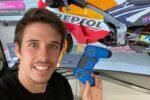 MotoGP: Álex Márquez al frente