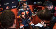 "Pedrosa sobre volver a MotoGP: ""Si esto que KTM esta lista"""