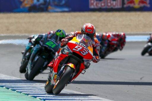 Marc Márquez MotoGP Jerez