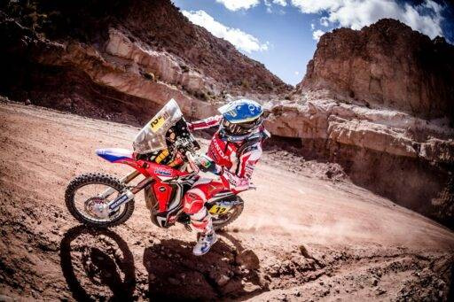Honda Rally Dakar